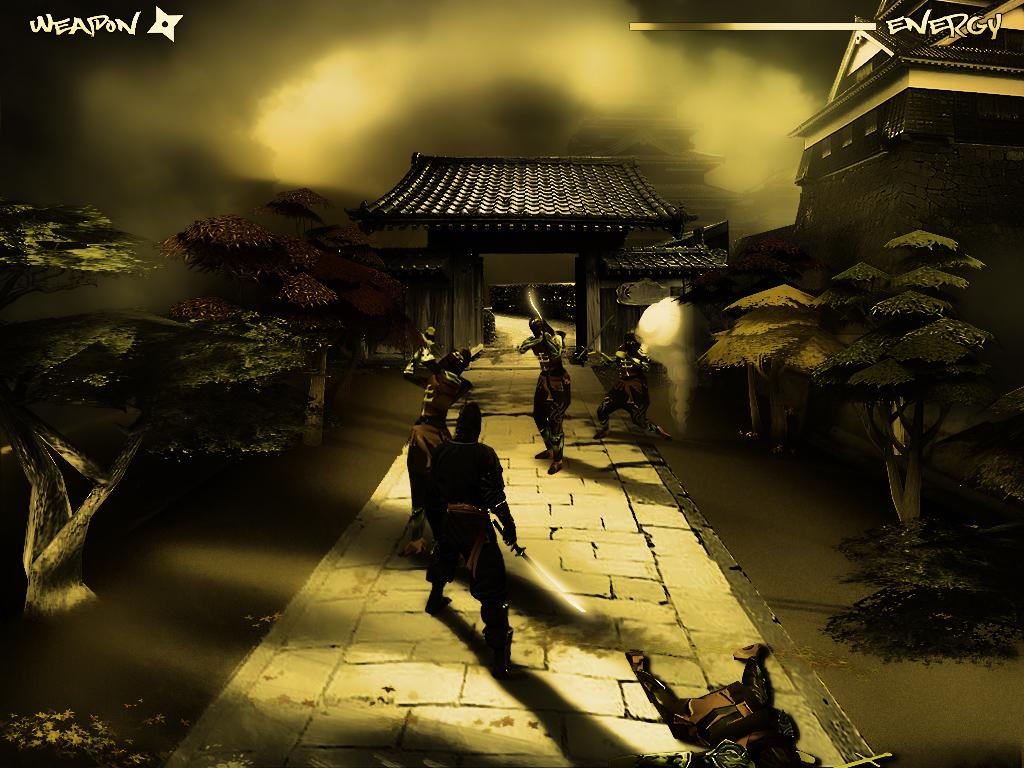 Ninja 3D - Concept Art